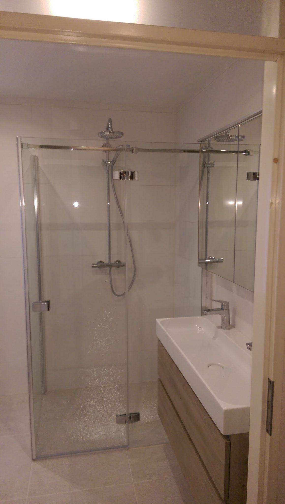 Exclusieve badkamer installatie
