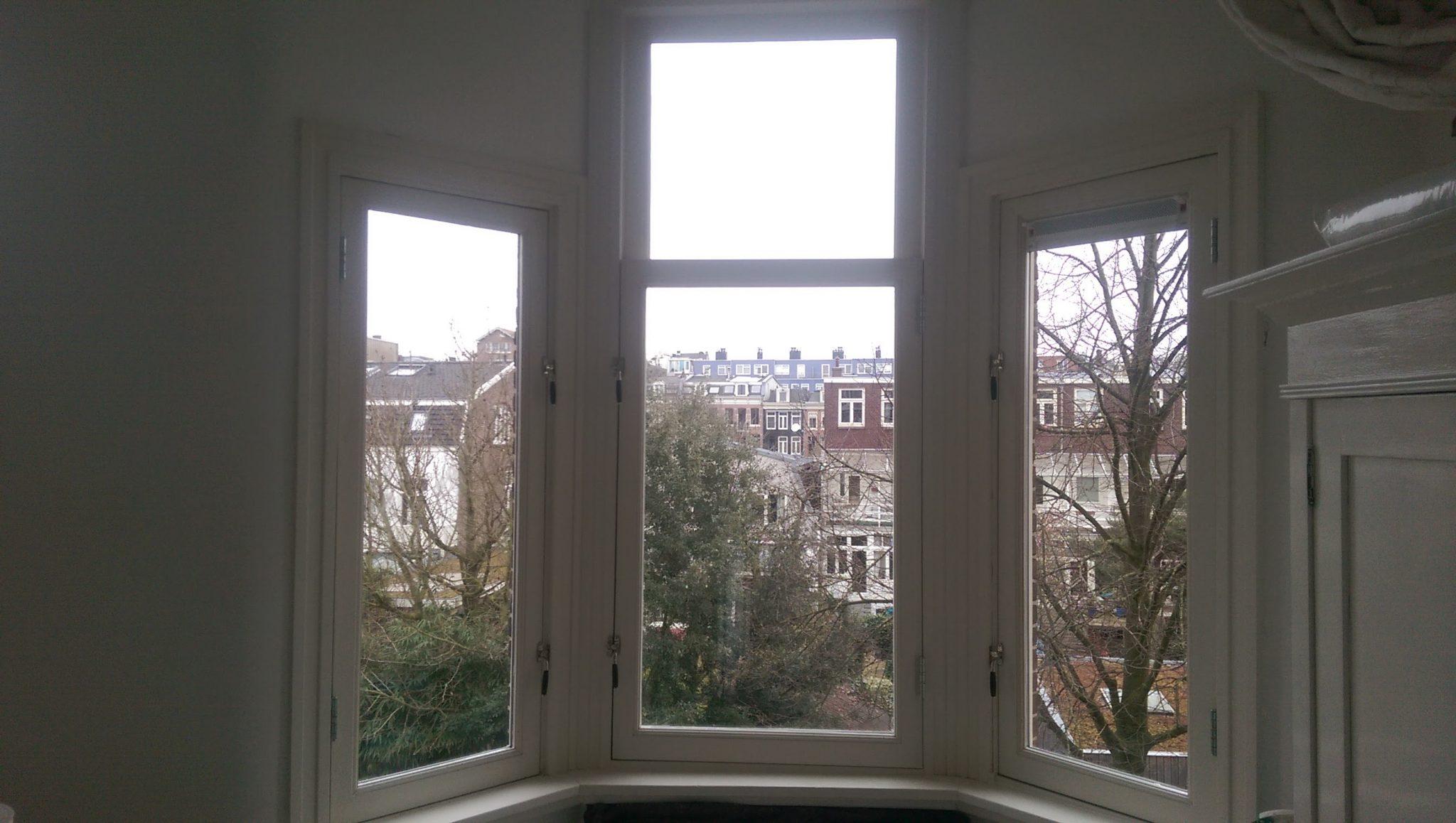 Ramen laten plaatsen in Amsterdam