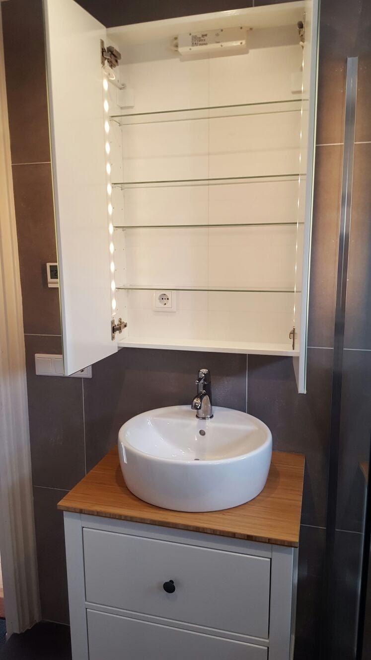 Inloopdouche senioren badkamer
