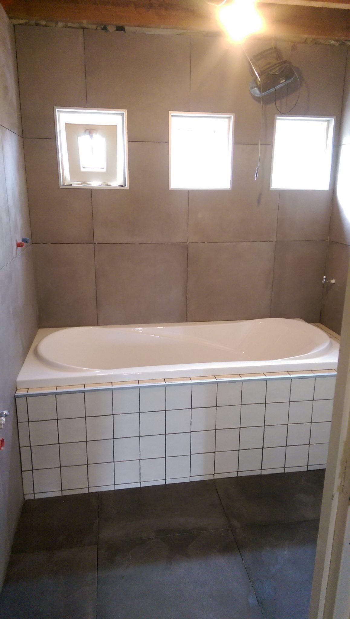 Badkamer opleving Amstelveen