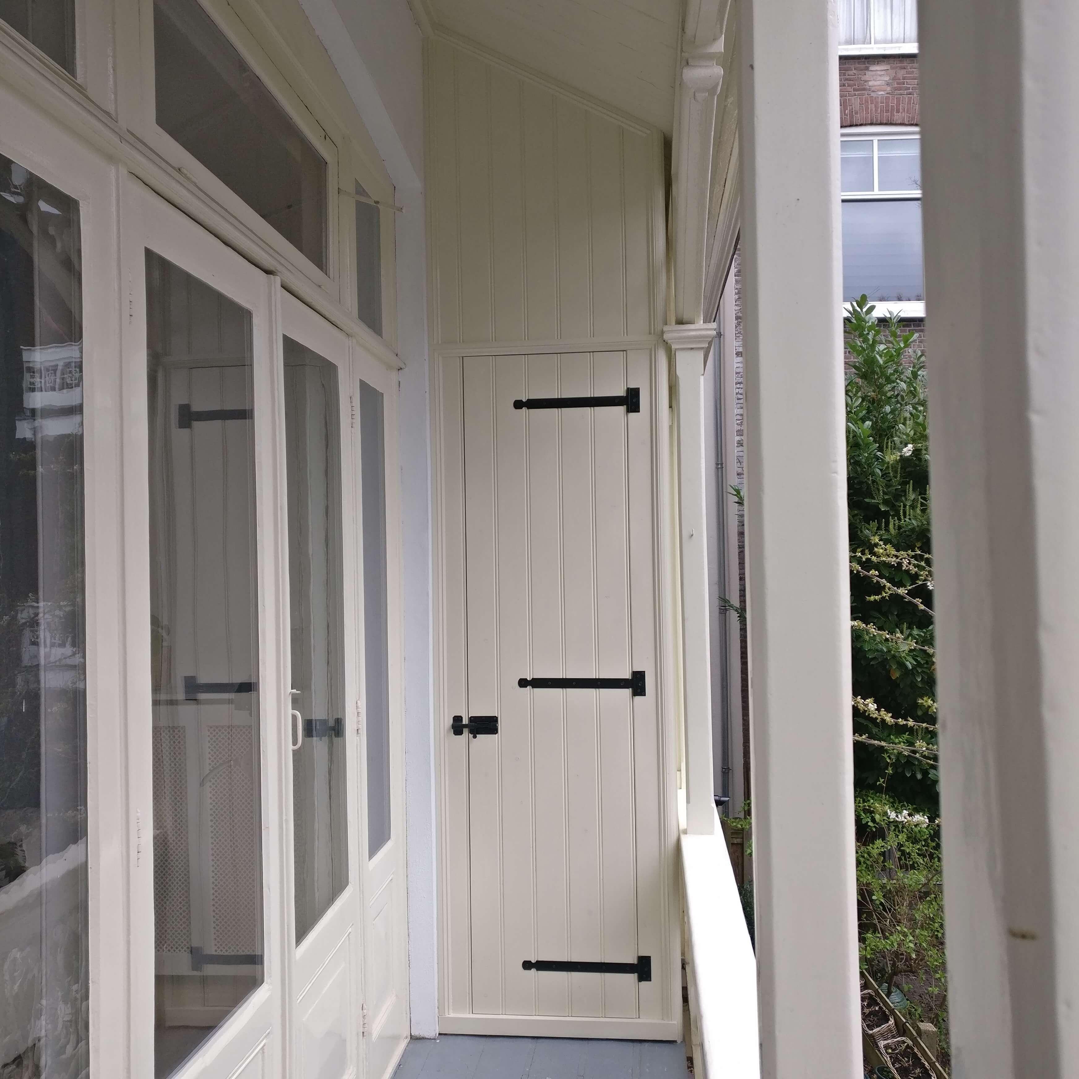 Balkonkast Amsterdam klassiek