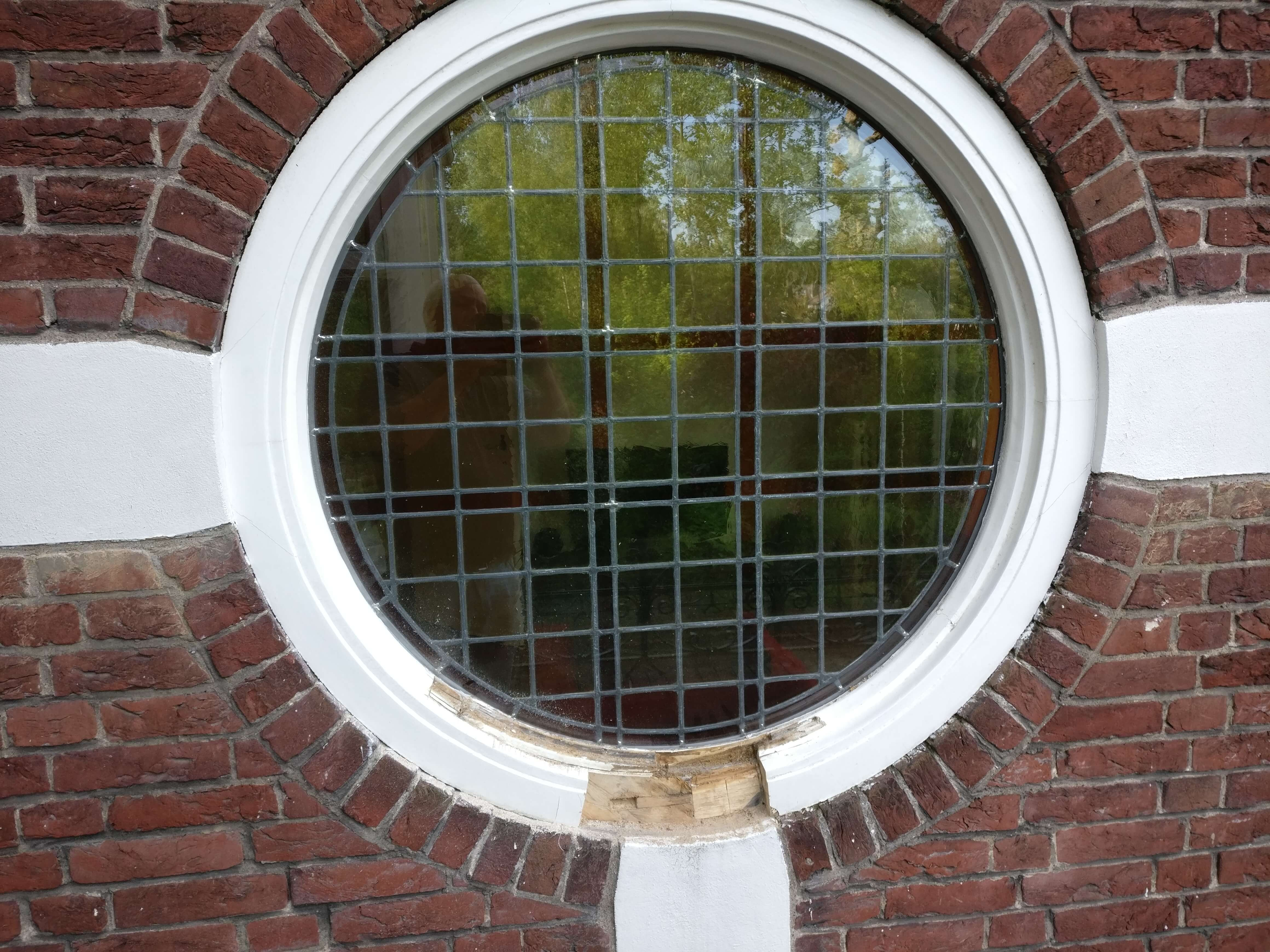 Houtrot herstel rond raam